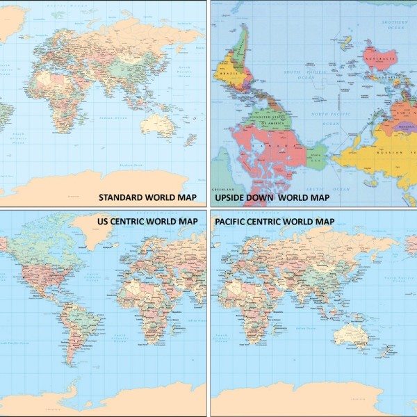 Four-World-Map-Perspectives-GeoMetrx