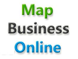 Map Business Online Logo
