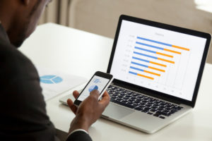 salesperson can be more informed because of the data generated by sales mapping software