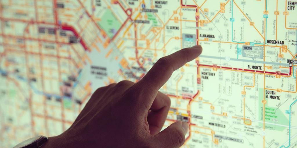some actions should be taken before crafting a sales territory map