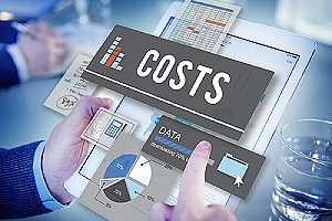 Cost of business mapping software concept