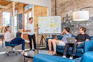 Preparing a sales territory plan