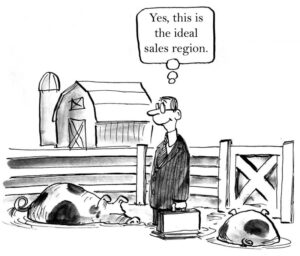 Geographic Enterprises online territory management